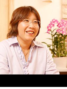 代表 中島紀美子