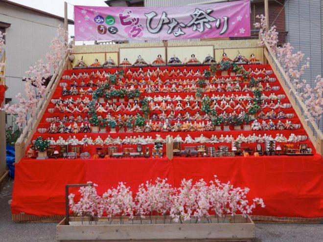 勝浦ビッグ雛祭り