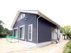 2016年5月完成の平屋のお住まい