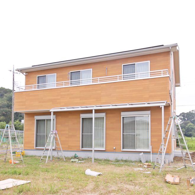 2018年8月完成邸(茂原市)