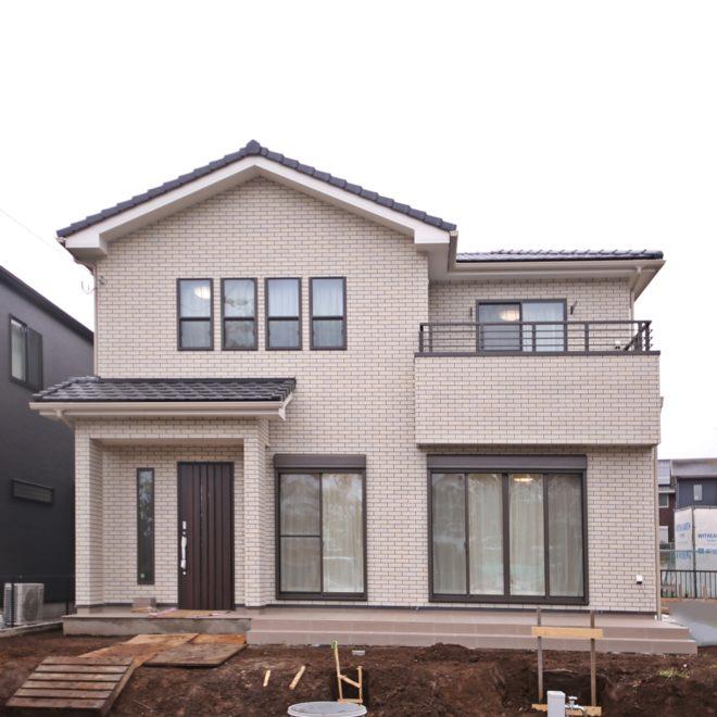 12月の完成邸その1