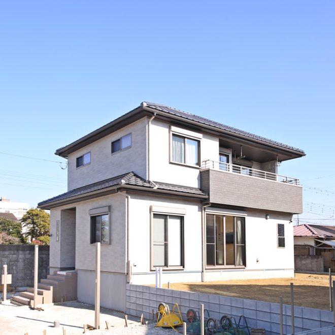 12月の完成邸その2